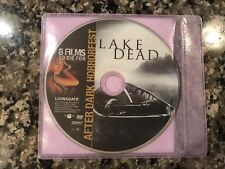 Lake Dead Dvd! 2007 Slasher! Also See Jug Face The Hamiltons & Wrong Turn 2