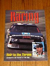 Beckett Racing 09/1994 Heir To The Throne Hot Pursuit Of The King