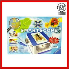 More details for ravensburger sciencex maxi smartscope science game for kids 8+ microscope