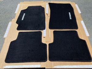 Fit For Acura integra Custom velour floor mats carpet set of4 Fits:1990-93