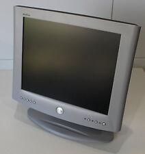 """01-04-01218 tft écran Dell 1702fp 43cm 17"""" écran moniteur"""