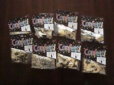 BEISTLE Confetti Decor Special Celebration Wedding Party NEW Lot of 8 Packages
