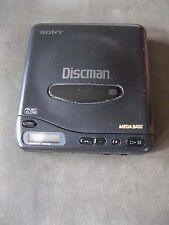 Sony Discman D-11 cd player (forward button does not work, rest is good)