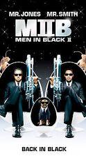 Men in Black II (VHS, 2002)