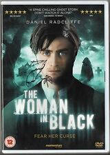 DANIEL RADCLIFFE - Signed DVD - FILM - THE WOMAN IN BLACK