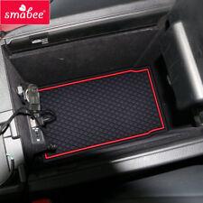Door Groove Mat For LEXUS NX300H NX200T Interior Door Pad/Cup Non-slip mats