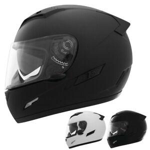 THH Helmets TS-80 Solid Mens Street Riding Cruising Motorcycle Helmet
