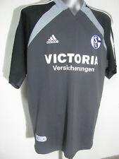 FC SCHALKE 04 Auswärtstrikot 2001/2002 Jersey shirt trikot (XL) Adidas Maillot
