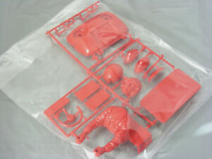 Tamiya 58618 Monster Beetle Pilot Driver Nose Cone Wipers Complete P-Parts Tree