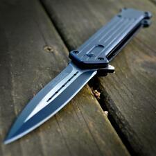 TAC-FORCE SPRING ASSISTED STILETTO Tactical Godfather Milano JOKER KNIFE