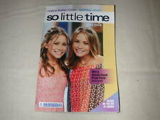 So Little Time: Girl Talk No. 7 by Mary-Kate Olsen and Ashley Olsen (2003, Paper