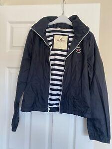Hollister Showerproof Jacket - US L - Womens Size 8/10 - NEVER WORN