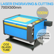 100W USB CO2 Laser Incisione Taglio Macchina Engraver Cutter Cutting Machine