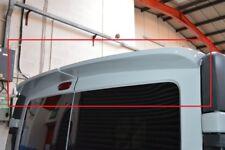 RENAULT TRAFIC / OPEL VAUXHALL VIVARO / PRIMSTAR REAR ROOF SPOILER 2 DOOR