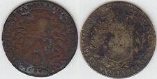 +Gertbrolen+  Jeton en cuivre de 1644  Exemplaire Numéro A 13