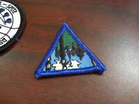 Embroidered Uniform Patch Scout Merit Patch LOOK