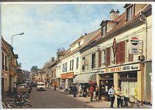 CP 77 Seine-et-Marne - Claye-Souilly - Café Tabac PMU - Rue principale