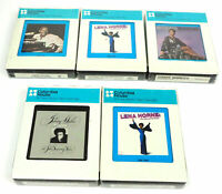 NEW 8 TRACK TAPE COLLECTION - LENA HORNE (2) / WARWICK / MATHIS / SINATRA