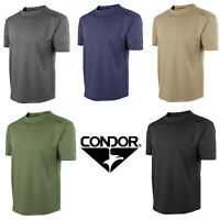 Condor 101076 Maxfort Workout Gym Breathable Exercise Training Apparel Top Shirt