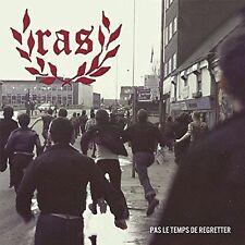 R.A.S. - PAS LES TEMPS DE REGRETTER   CD NEU