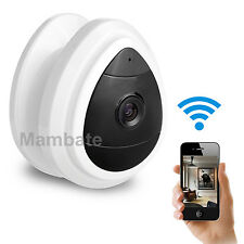 Mini Wireless HD Camera Home WiFi IP Security Surveillance Camera System Onvif