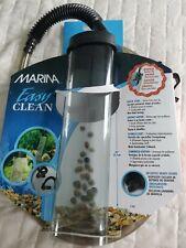 "Marina Easy Clean Small Aquarium 10"" Inch Gravel Vaccum With Bucket Clip"