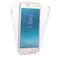 Coque 360° Clear FULL TPU Gel Silicone Samsung Galaxy Grand Prime Pro (2018) 5.0