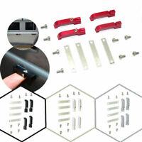 4*GRC TRX4 Aluminum Alloy Metal Door Handle Bar for TRAXXAS TRX4 T4 D90 D110 Car