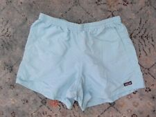 "PATAGONIA Baggies Shorts 4.5"" Trunks shorts Light Blue - not lined Sz. L"