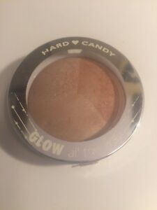 HARD CANDY Glow All The Way Contouring Face Trio #840 3 x A Charm NEW Powder