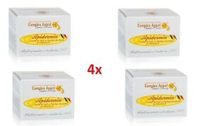 4 X Apidermin Cream 50 ml - Face Cream With Royal Jelly And Vitamin A