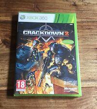 CRACKDOWN 2 Jeu Sur Xbox 360 Neuf Sous Blister Version Française