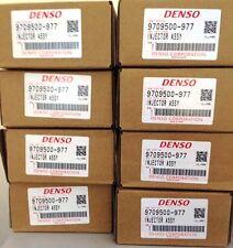 TOYOTA LANDCRUISER V8 DIESEL FUEL INJECTOR SET 70 76 79 SERIES V8 1VD-FTV.