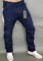 G-STAR JEANS ARC 3D LOOSE TAPERED BRACES COJ W27 L32 BRITTANY BLUE COTTON