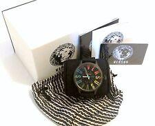 Versus by Versace SGU010013 Versus City Black Ion- Stainless Steel Multi Watch