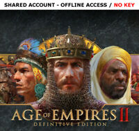 Age of Empires 2 II Definitive +BONUS GAME Steam OFFLINE-READ DESCRIPTION