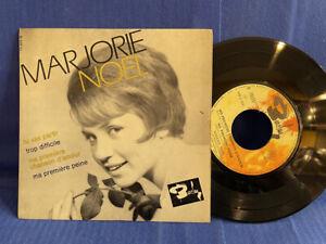 MARJORIE NOEL TU VAS PARTIR 70655 BARCLAY ORIGINAL FRANCE EP/45T EXC+