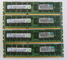 32GB (4x8GB) DELL   R410 R510 R610 R710 R715 R810 R910  Power Edge  Memory