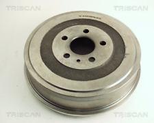 2x Bremstrommel TRISCAN 812010210 hinten für CITROËN FIAT LANCIA PEUGEOT