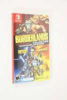 NINTENDO SWITCH BORDERLANDS LEGENDARY COLLECTION NO CODE G.O.T.Y - PLAY TESTED