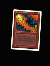 Magic the Gathering WOTC Unlimited Red Elemental Blast Mint Unplayed card