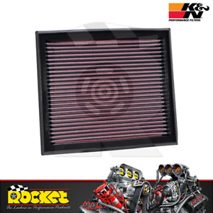 K&N Panel Air Filter Fits Ford Focus XR5 Fits Volvo C70/S40/V50 - KN33-2873