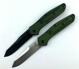 Wharncliffe Folding Knife Pocket EDC Hunting Survival Wild Tactical S30V Steel S