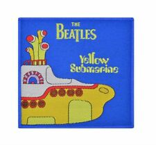 The Beatles Yellow Submarine Officially Licensed Woven Patch