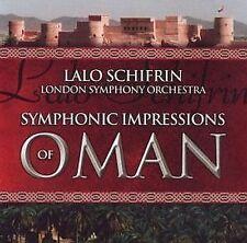 Lalo Schifrin - Symphonic Impressions of Oman - CD NEU