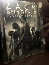 Zack Snyder's Cut: 2021 Justice League Promo - Art Cards (8)