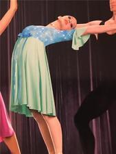 Dance Costume  Lyrical Ballet  Skate pageant Serenade