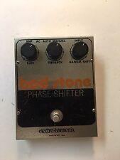 Electro Harmonix Bad Stone Phase Shifter Original Vintage Guitar Effect Pedal