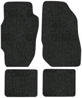 1986-1989 Honda Accord Floor Mats - 4pc - Cutpile | Fits: 5spd