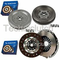 SACHS 2 PART CLUTCH KIT AND SACHS DMF FOR VW GOLF HATCHBACK 2.0 GTI